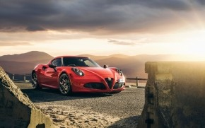 Alfa Romea 4C wallpaper