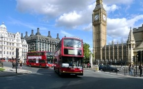 London Buses wallpaper