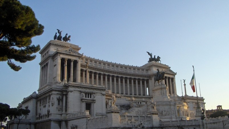 Parliament Of Rome Hd Wallpaper Wallpaperfx