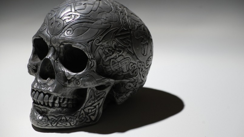Metal Skull wallpaper