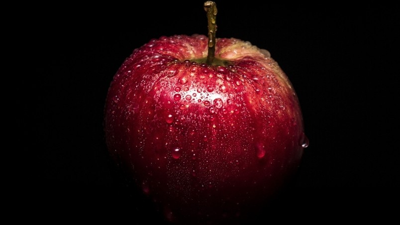 Red Delicious Apple wallpaper