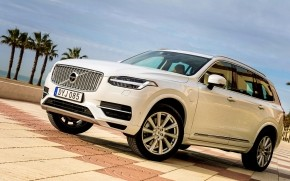 2014 Volvo XC 90 wallpaper
