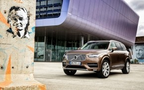 Volvo XC90 D5 Inscription  wallpaper