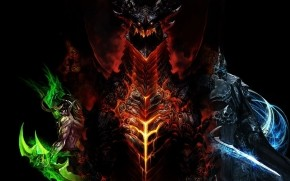 World Of Warcraft Deathwing wallpaper