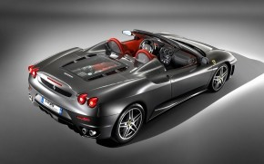 Ferrari F 430 Spider  wallpaper