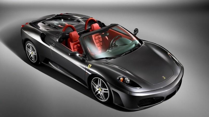 2009 Ferrari F 430 Spider wallpaper