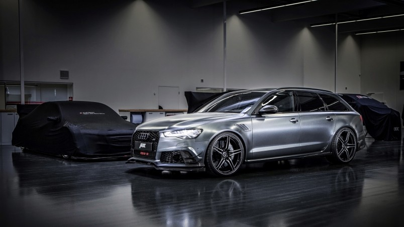Audi Rs6 R Abt Hd Wallpaper Wallpaperfx