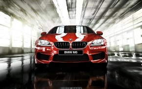 BMW M6 F13 Coupe wallpaper