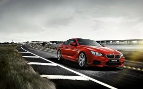 2015 BMW M6 F13 Coupe wallpaper