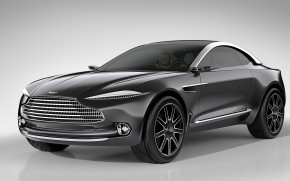 Aston Martin DBX Concept  wallpaper
