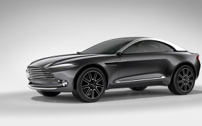 2015 Aston Martin DBX Concept  wallpaper