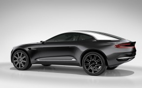 Aston Martin DBX Concept Side View wallpaper