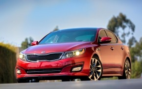 Kia Optima Turbo wallpaper