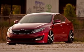 Kia Optima Tuning wallpaper