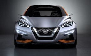 Nissan Sway  wallpaper