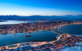 Tromso Norway wallpaper