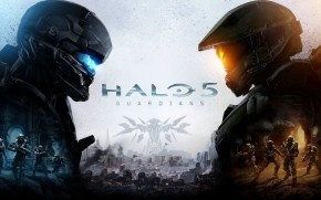 Halo 5 Guardians Game wallpaper