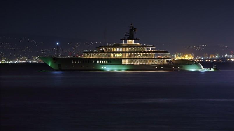 luxury super yacht wallpaper - photo #16