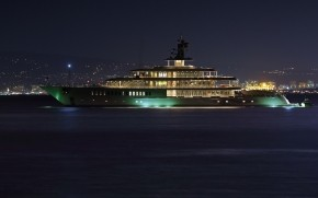 Luxury Superyacht