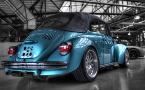 Volkswagen Super Beetle wallpaper