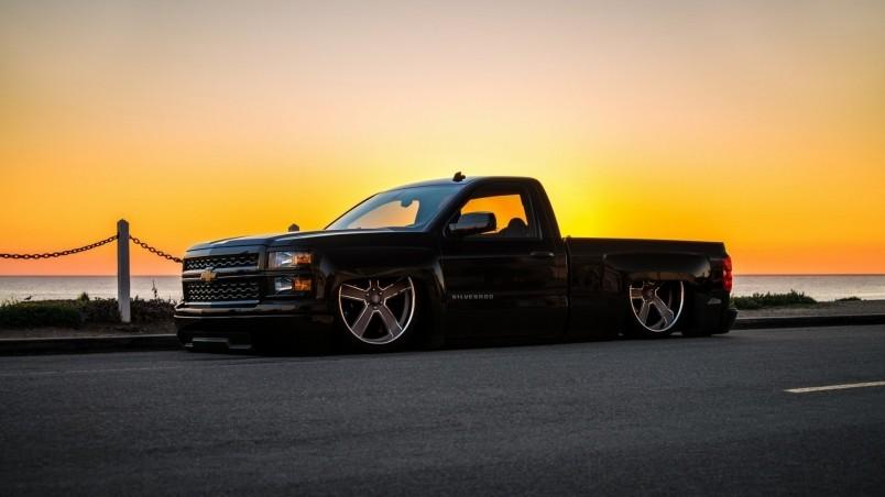 Gorgeous Chevrolet Silverado Wallpaper