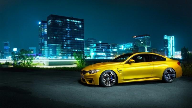 Gorgeous BMW M4 Coupe HD Wallpaper