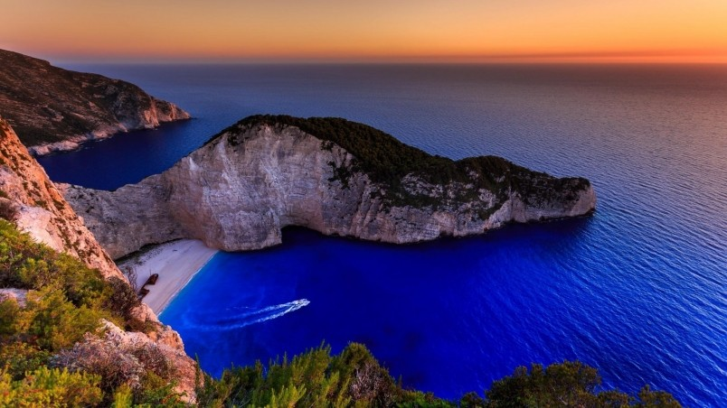 Navagio Beach Zakynthos Wallpaper