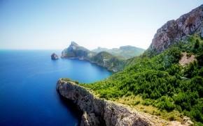 The Blue Ocean View
