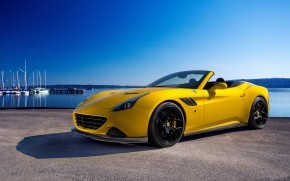 2015 Ferrari California T wallpaper