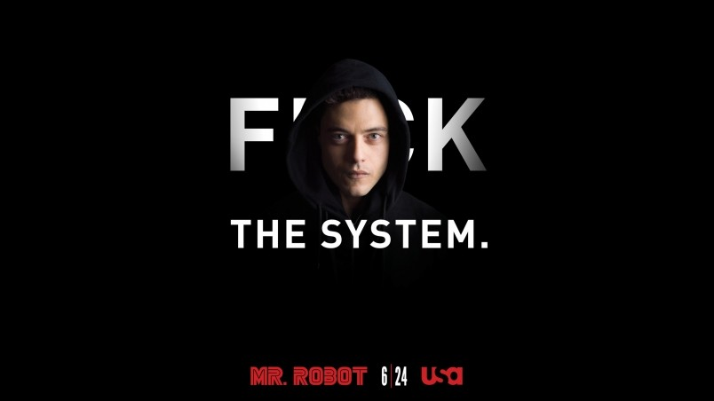 Mr Robot Season 2 wallpaper