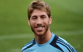 Sergio Ramos Smile wallpaper