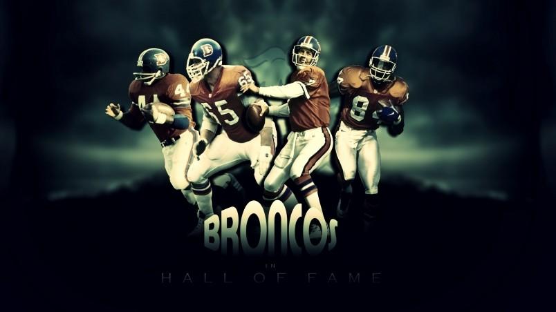 Hall Of Fame Wallpaper: Broncos Hall Of Fame HD Wallpaper
