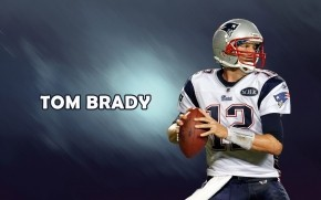 Tom Brady New England Patriots wallpaper