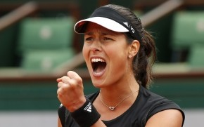 Ana Ivanovic Screaming wallpaper