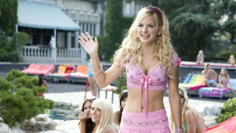 Anna Faris The House Bunny wallpaper