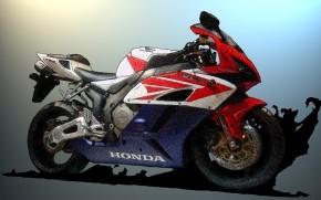 Honda CBR Sketch