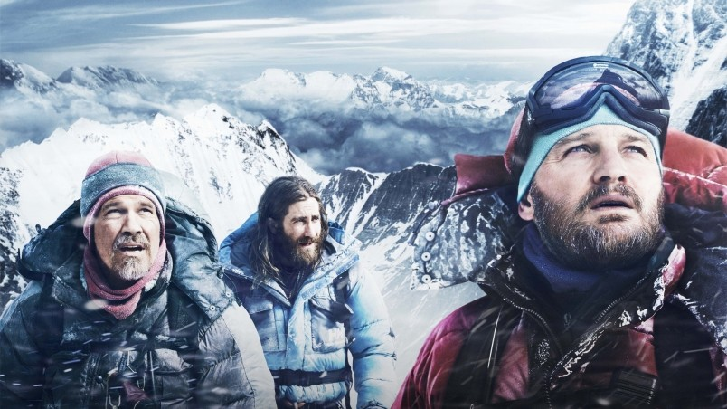 Everest Movie Poster wallpaper