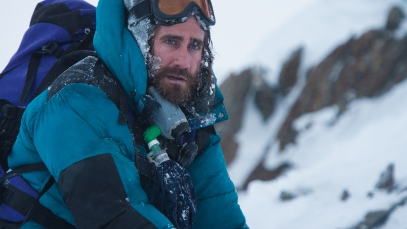 Everest Movie Jake Gyllenhaal wallpaper