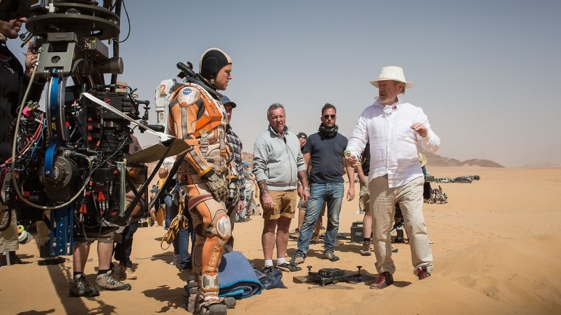 The Martian Directing HD Wallpaper  WallpaperFX