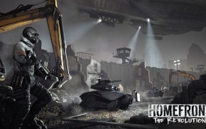 Homefront The Revolution Field wallpaper