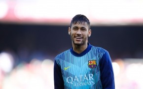 Neymar Training wallpaper