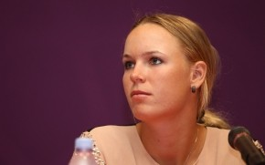 Caroline Wozniacki Interview wallpaper
