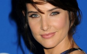 Cobie Smulders Smile wallpaper