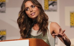 Eliza Dushku at Comic Con wallpaper