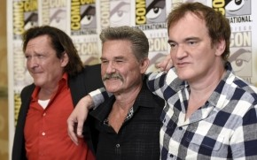 The Hateful Eight at Comic Con wallpaper