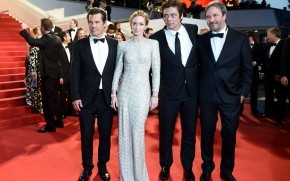 Sicario at Cannes wallpaper