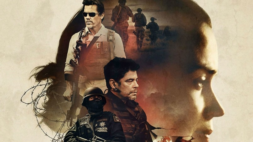 Sicario Movie Poster wallpaper