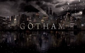 Gotham TV Series Logo wallpaper