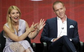 Homeland Carrie and Nicholas wallpaper