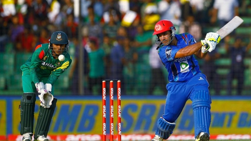 Cricket Afghanistan and Bangladesh wallpaper